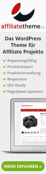 WordPress Affiliate Theme
